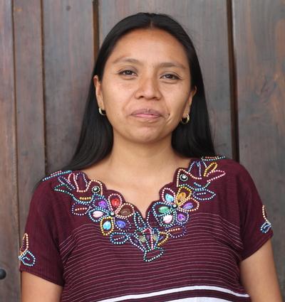 Paulina Tepaz Santos